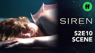 Siren Season 2, Episode 10 | Studying Ryn's Transformation | Freeform