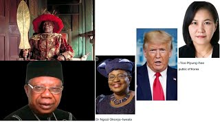 Okonjo-Iweala selected but US opposed | Musician Morocco Maduka is dead | Igwe Nnewi celebrates @ 96