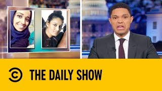 What To Do With All The Captured Fighters? | The Daily Show With Trevor Noah