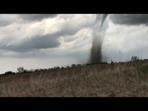 Syracuse, NE Tornado April 15, 2017