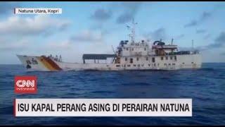 Download Isu Kapal Perang Asing di Perairan Natuna