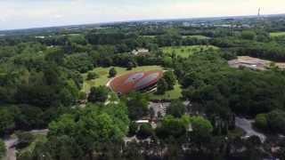 Piscine des Gayeulles Drone