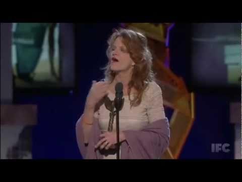 Winter's Bone - Dale Dickey Spirit Award speech fragman