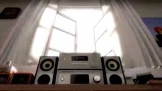 "Aphex Twin - Cock-ver10 (Drukqs cd1) ***animation by MESAI ""Alarm""****"
