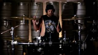 "WITHIN THE RUINS - ""Beautiful Agony"" Drum Playthrough 