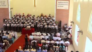Da Nang Church Dedication Vietnam