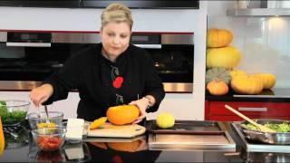 Fruit Bytes With Rozanne Stevens - Chorizo Stuffed Pumpkin