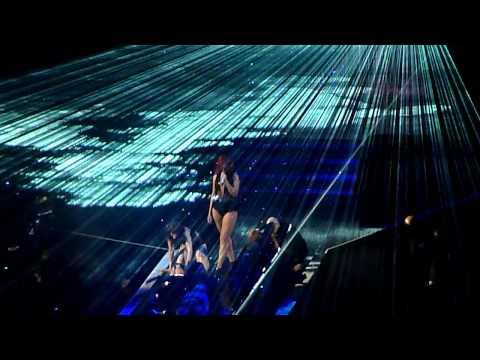 Rihanna - Medley - The Brits 2011
