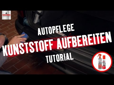 autopflege tutorial kunststoff aufbereiten. Black Bedroom Furniture Sets. Home Design Ideas