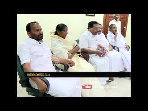 INTUC leader R. Chandrasekaran's response on K. Muraleedharan issue
