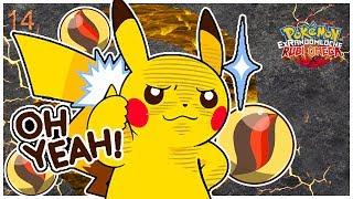 Pokémon RO ExRandomLocke Ep.14 - MEGA PIKACHU BUENO HA SIDO UN PLACER EL LOCKE