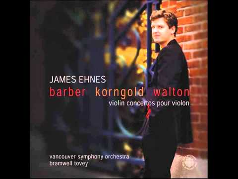 Korngold - Violin Concerto - III. Finale- Allegro assai vivace