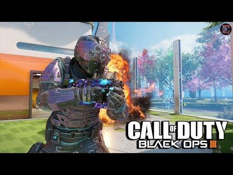 HLX DARK MATTER CAMO PT 2 - LAST GUN FOR DARK MATTER in CoD Black Ops 3