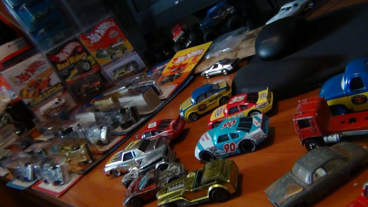 Vintage Hot Wheels Pixar Cars eBay Flea Market Haul. Redlines ...