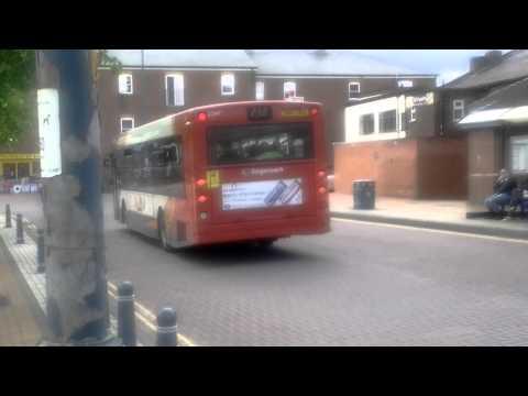 22147 S147TRJ Stagecoach Manchester