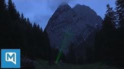 G7-Gipfel: Riesige Aktion von Greenpeace in Garmisch-Partenkirchen