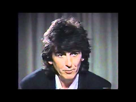 Traveling Wilburys MTV Interview 10/28/88