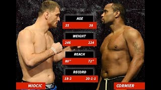 Stipe Miocic vs Daniel Cormier Highlights - Head to Head (UFC 226)
