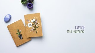 Easy Mini Notebook Decorations   Notebook Cover Ideas