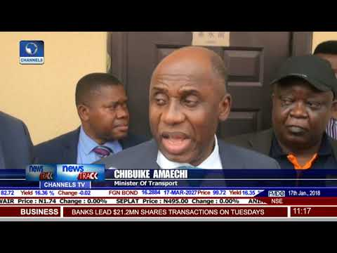 Lagos-Ibadan Rail Project: Amaechi Confirms Payment Of Compensation