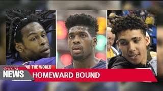 3 UCLA basketball players headed home from China after shoplifting allegations