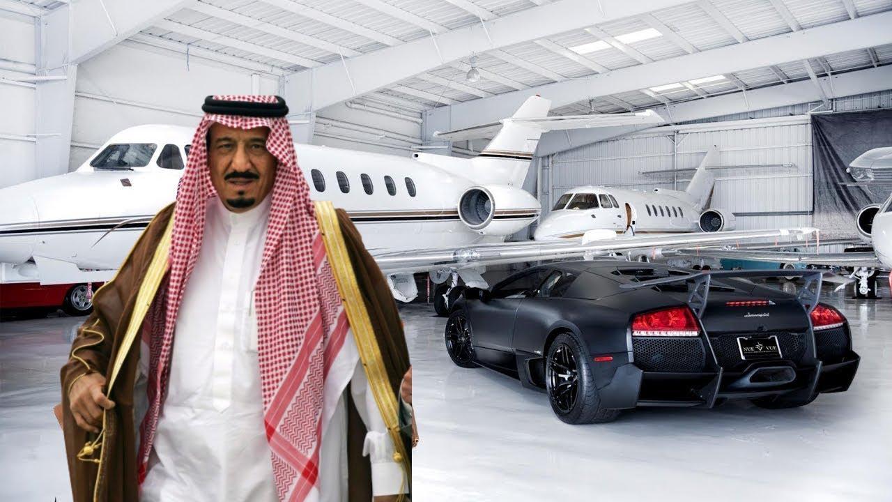 هكذا يعيش حاكم السعودية الملك سلمان بن عبدالعزيز آل سعود .. حياة فارهة لا تصدق !!