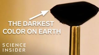 The Surprising Origin Of A Color Darker Than Vantablack