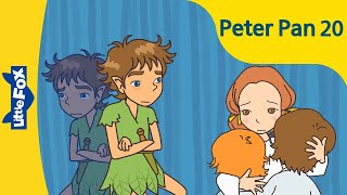 Peter Pan 20: Wendys Story | Level 6 | By Little Fox