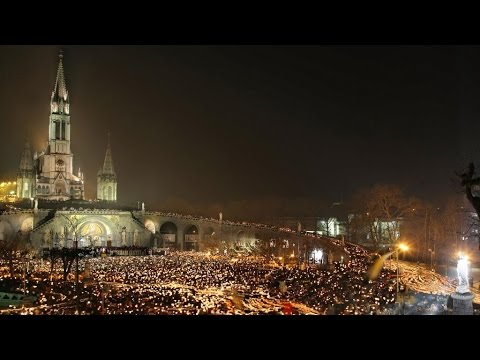 Phóng sự cuộc rước kiệu kính Đức Mẹ tại Fatima, Bồ Đào Nha
