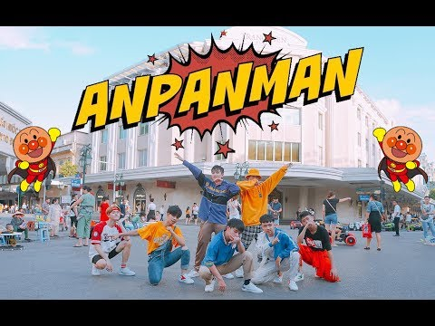 [KPOP IN PUBLIC CHALLENGE] BTS(방탄소년단) - ANPANMAN Dance Cover By M.S Crew from Vietnam