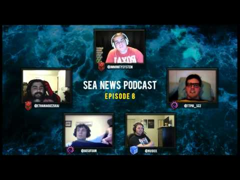 SEA News Podcast - Episode 8