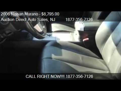 2006 Nissan Murano SL - for sale in Jersey City, NJ 07307