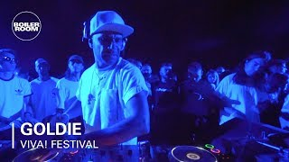 Goldie | Boiler Room x VIVA! Festival