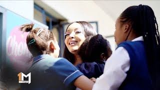 Pinky Girl Inspires Young Girls – Being Bonang | 1 Magic