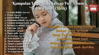 Nisa Sabyan Lagu Religi Terpopuler 2019 Full Album