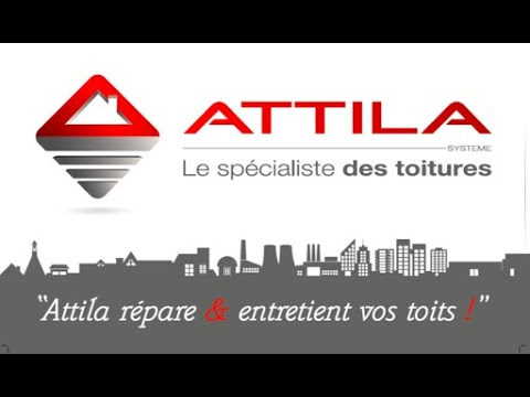 Vidéo Spot TV Attila - Voix Off: Marilyn HERAUD