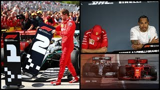 Победа, которую отобрали - все о причинах истерики Феттеля (Гран-При Канады 2019 Формула-1)