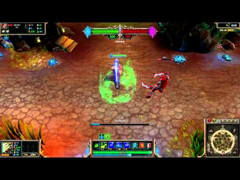 Chosen Master Yi (2013 Visual Upgrade / Rework) League of Legends Skin Spotlight