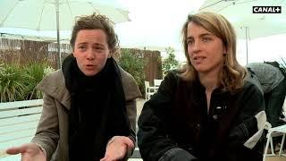 Souvenirs de Tournage de Adèle Haenel et Aude-Léa Papin - Cannes 2019