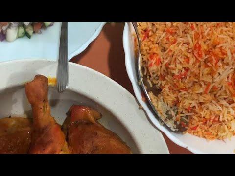 Resepi Nasi Arab Mandy Ayam