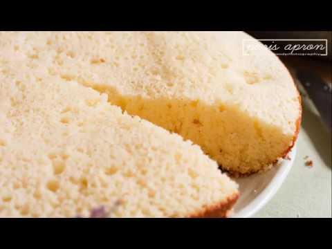 Bánh Bông Lan Bằng Chảo Tơi Xốp