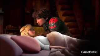 ♥Hipo y astrid♥ amor secreto parte 1(2a. temporada)