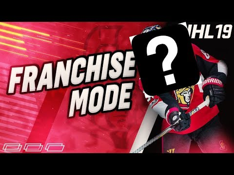 "NHL 19 Franchise Mode l Ottawa Senators #6 ""Trades For The Youth Movement"""