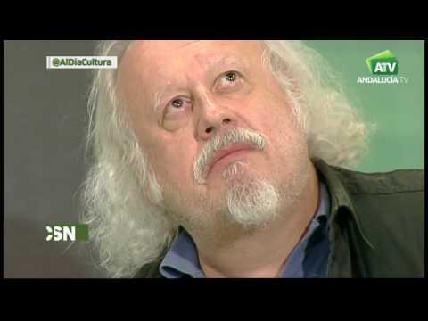 Juan Echanove entrevistado en AndaluciaTv por Jesús Vigorra