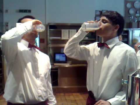 Pferdesperma Trinken