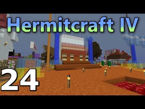 Hermitcraft 4 Ep. 24- Banner Blitz
