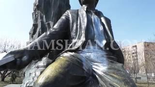 Վանդալիզմ Երևանում  զբոսայգում տեղադրված հայ մեծանուն բանաստեղծ Հովհաննես Շիրազի արձանը պղծվել է