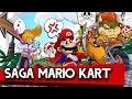 Evolução dos jogos de Mario Kart