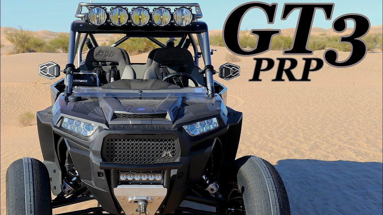 Prp Polaris Rzr Seats Gt3 Suspension Seat Install And Overview Youtube