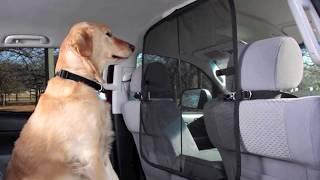 Разделительная сетка барьер для собак в автомобиль Solvit
